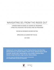 Navigating SEL from the Inside Out