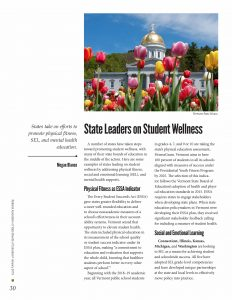 State Leaders on Student Wellness cover