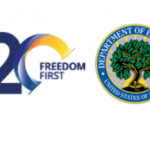 Freedom First and Dept of Ed logos