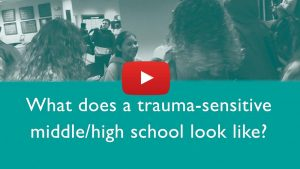Trauma-sensitive middle/high school