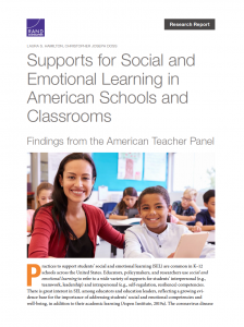 RAND Report - American Teacher Panel