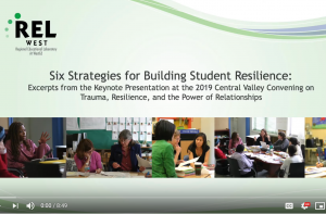 Strategies for Building Student Resilience