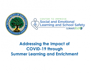 Summer Learning webinar