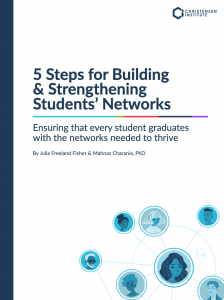 Steps for Building And Strengthening Students Networks